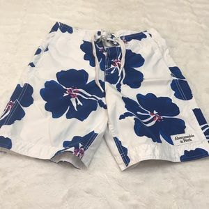 Men's Abercrombie and Fitch Board Shorts
